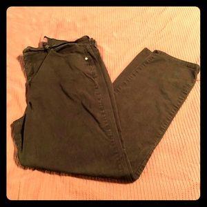 Black Jeans by Gloria Vanderbilt